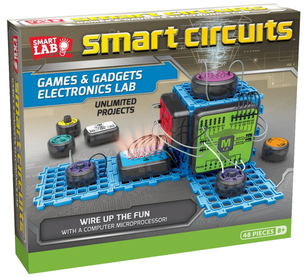 Smart Lab Game/Gadets Elec Lab - SL14786