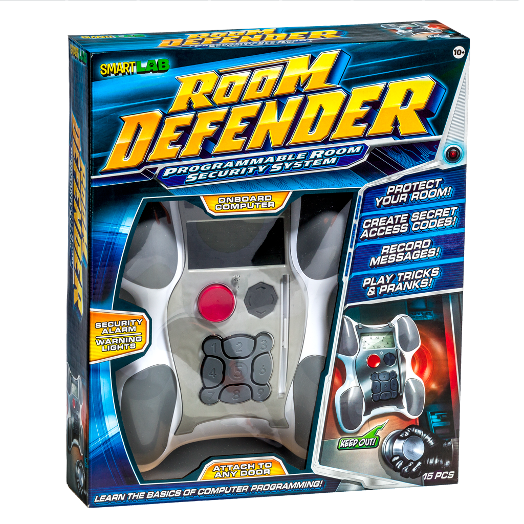 Smart Lab Room Defender -SL12359