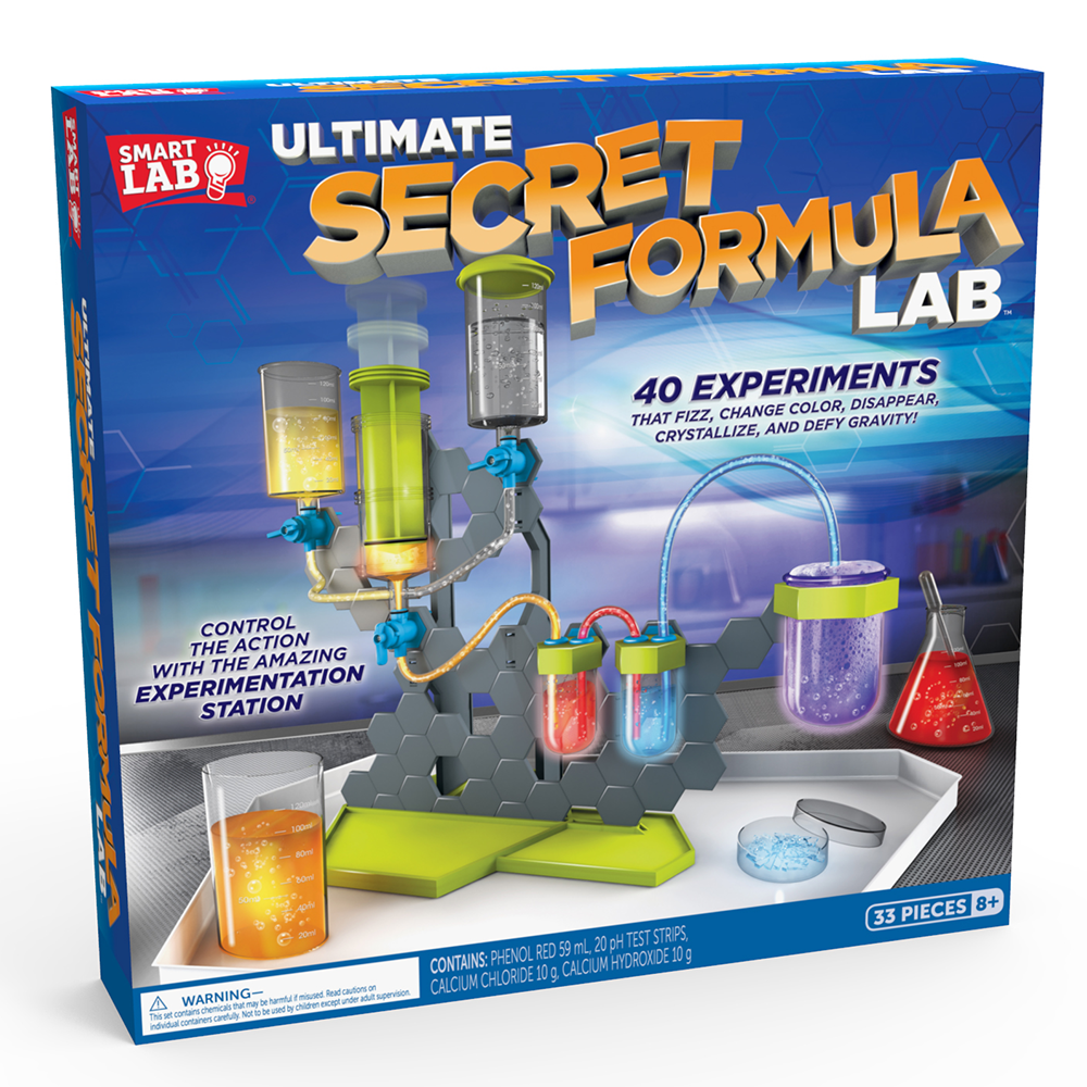 Smart Lab Secret Formula Lab - SL14529