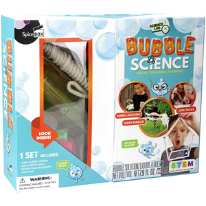 Spice Box - 11677 | Science Lab - Bubble Science