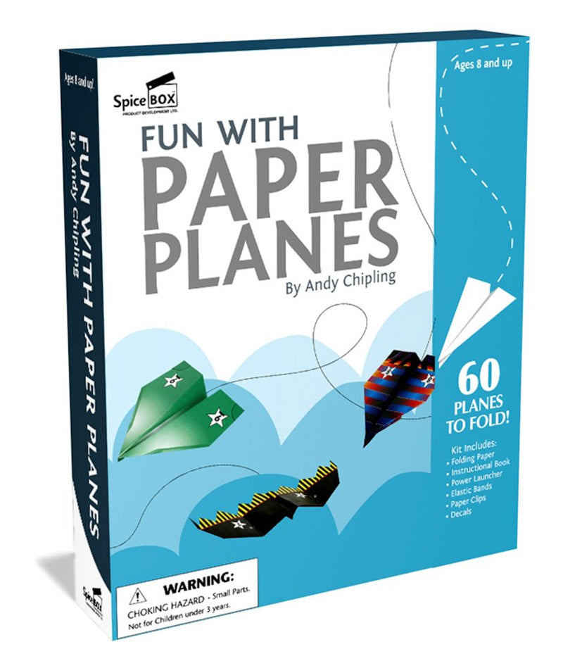 Spice Box - 01456 | Fun With: Paper Planes