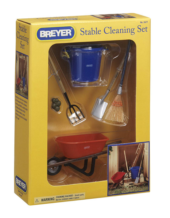 Breyer - 2477 | Traditional: Stable Cleaning Set