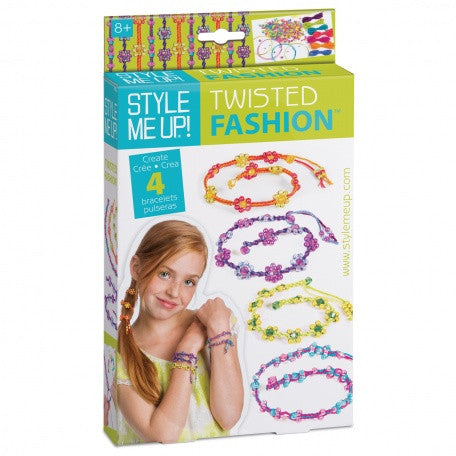Style Me Up: Twistable Bracelet - 552