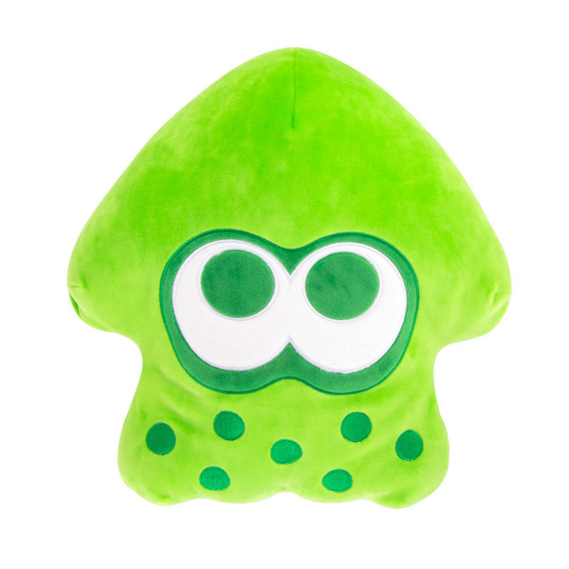 TOMY - T12994 | Splatoon Neon Green Squid