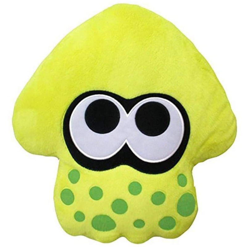 TOMY - T12995 | Splatoon Neon Yellow Squid