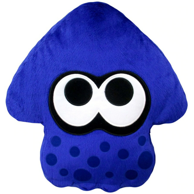 TOMY - T12997 | Splatoon Bright Blue Squid