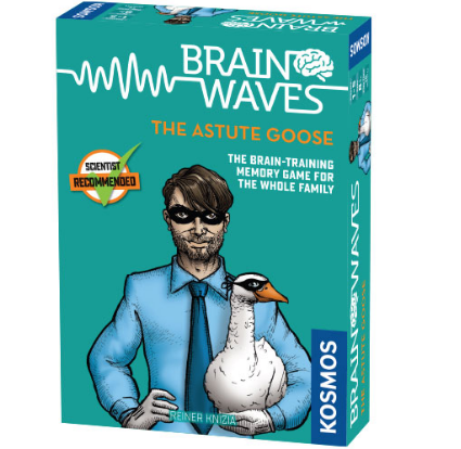 Thames & Kosmos - 1429 | Brainwaves: The Astute Goose
