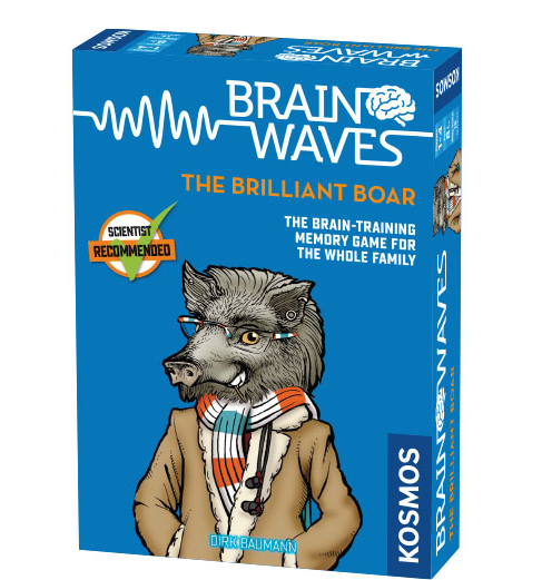 Thames & Kosmos - 1430 | Brainwaves: The Brilliant Boar