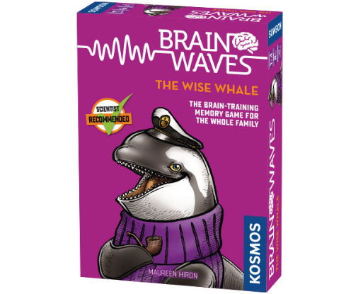 Thames & Kosmos - 1431 | Brainwaves: The Wise Whale