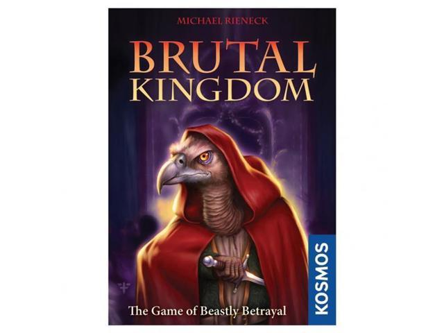 Thames & Kosmos - 692506 | Brutal Kingdom Board Game
