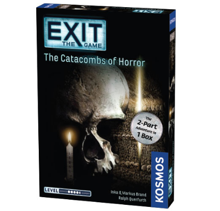 Thames & Kosmos - 694289 | EXIT - The Catacombs of Horror