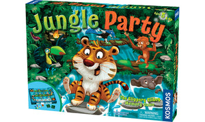 Thames & Kosmos - 697358 | Jungle Party Board Game