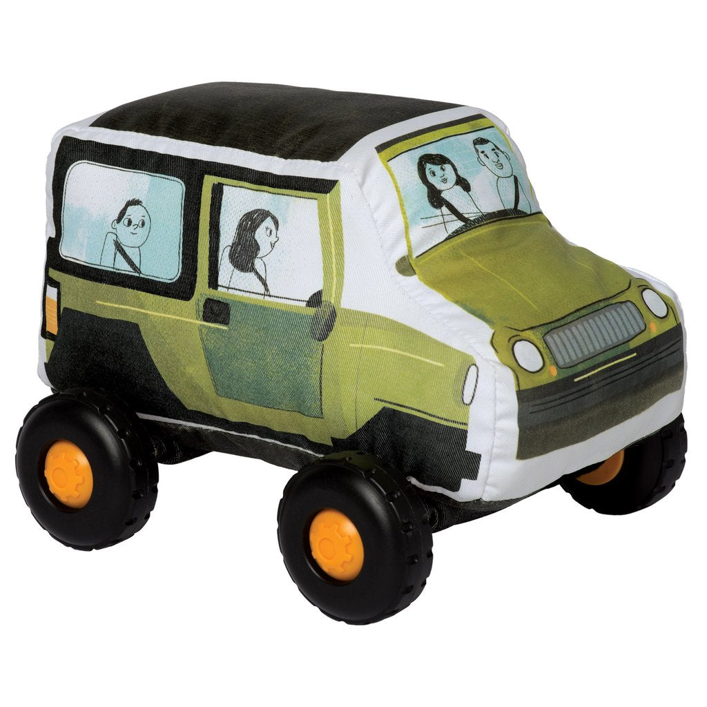 The Manhattan Toy Company - 216160 | Bumpers SUV
