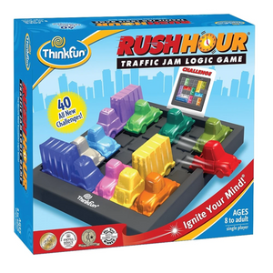 ThinkFun - 76336 | Rush Hour