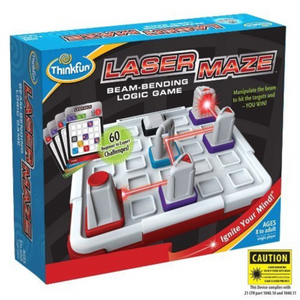 ThinkFun - 76340 | Laser Lazer Maze Educational Logic Puzzle Game