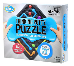 ThinkFun - 01010 | Thinking Putty Puzzle
