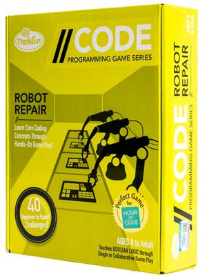 ThinkFun - 1903 | Robot Repair Coding