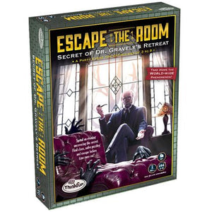 ThinkFun - 073527 | Escape the Room 2