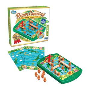 ThinkFun - 76349 | River Crossing