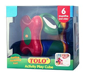 Tolo Activity Play Cube - T89360 - In Box
