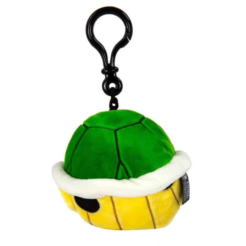 Tomy - T12948 | Nintendo Clip-On Green Shell