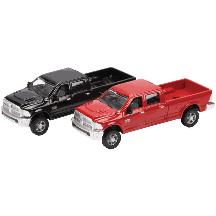 Tomy - 46580 | 2012 Ram 2500 Pick Up Truck, Red/Black