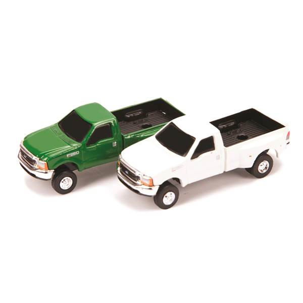 Tomy - 46582 | Ford F350 Pickup, Green Or White