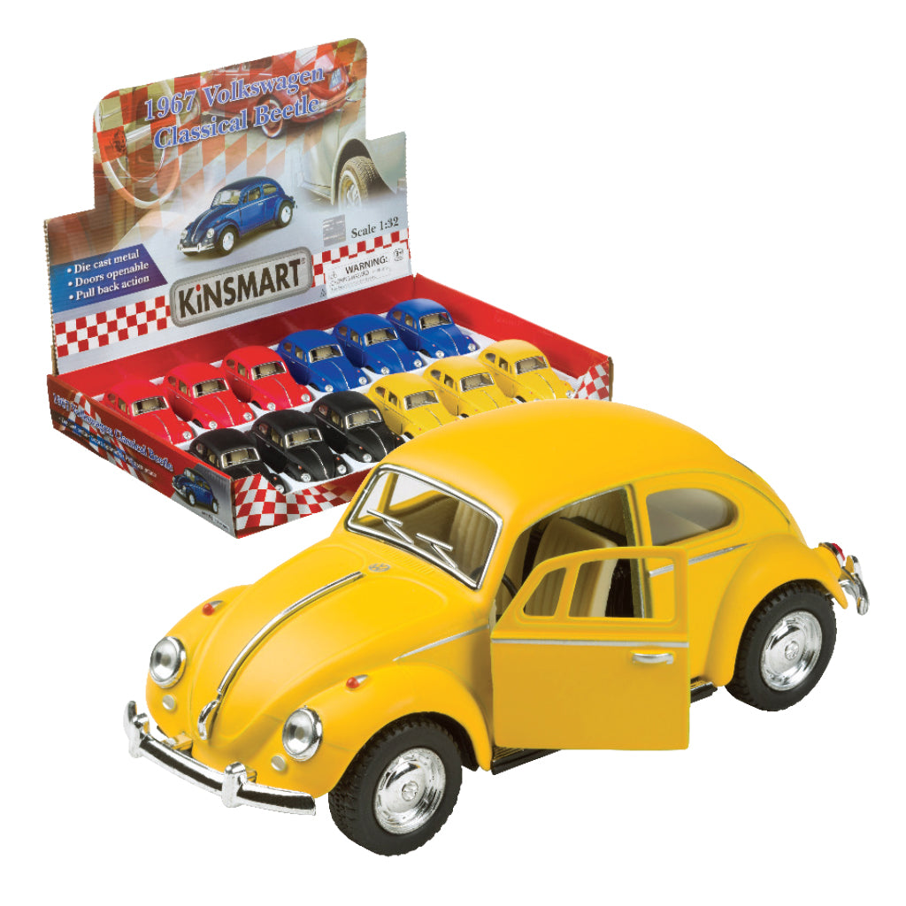 Toysmith - 5016 | Matte Volkswagon - Assorted