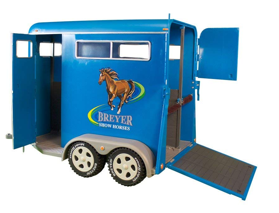 Breyer - 2617 | Traditional: Series Two Horse Trailer