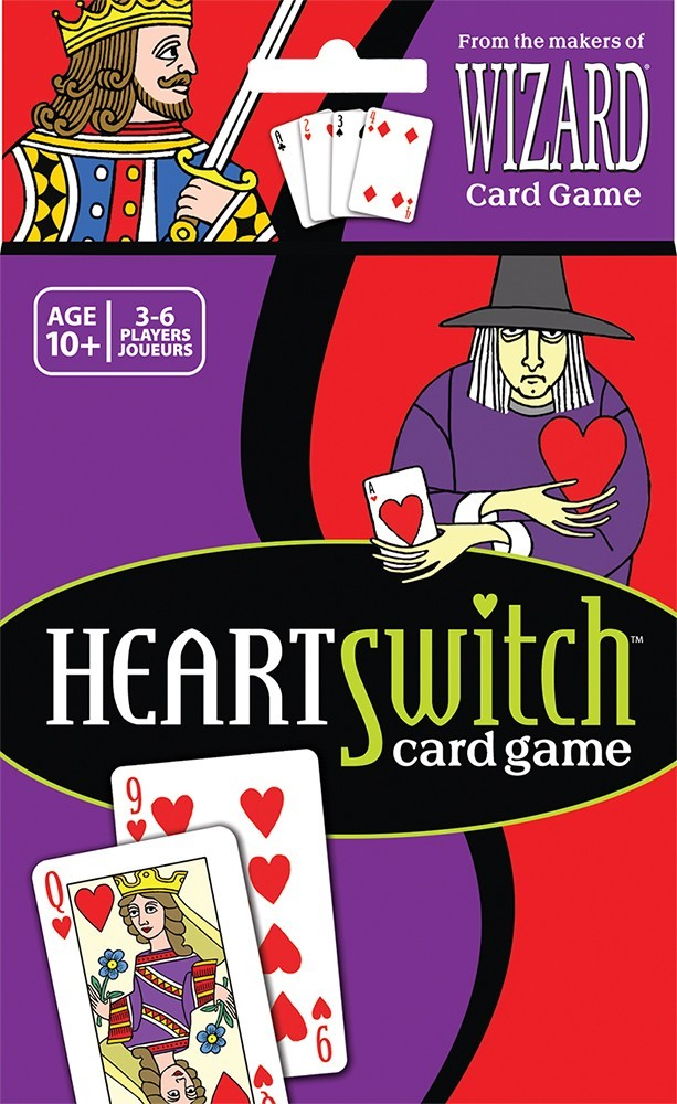 U.S. Games Systems Inc. - HS60 | Heart Switch Card Game