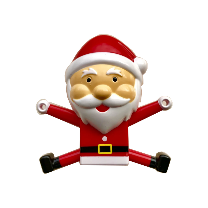 Unicorn Enterprises - ETL40340 | Christmas Wall Walker: Santa Claus
