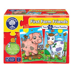 Orchard Toys - 001856 | First Farm Friends