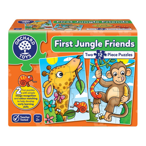 Orchard Toys - 001863 | First Jungle Friends