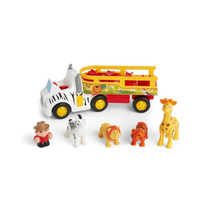 Kidoozie - G02659 | Animal Adventure Truck