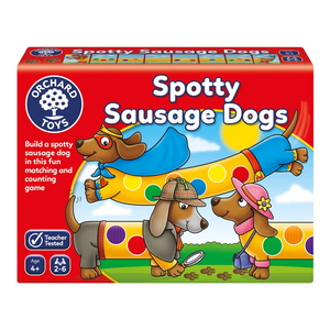 Orchard Toys - 001801 | Spotty Sausage Dogs