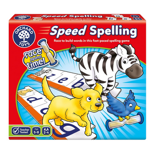 Orchard Toys - 000996 | Speed Spelling