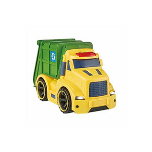 Kidoozie - G02633 | Lights 'N Sounds Recycle Truck