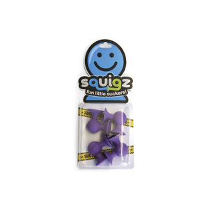 Fat Brain Toy Co - FBT-2058 | Squigz: Yoink (Purple)