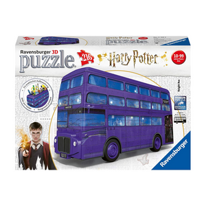 Ravensburger - 111589 | Harry Potter Knight's Bus - 216 Piece Puzzle