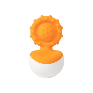 Fat Brain Toy Co - FBT-2444 | Dimpl Wobbl: Orange