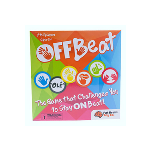 Fat Brain Toy Co - FBT-2163 | Off Beat
