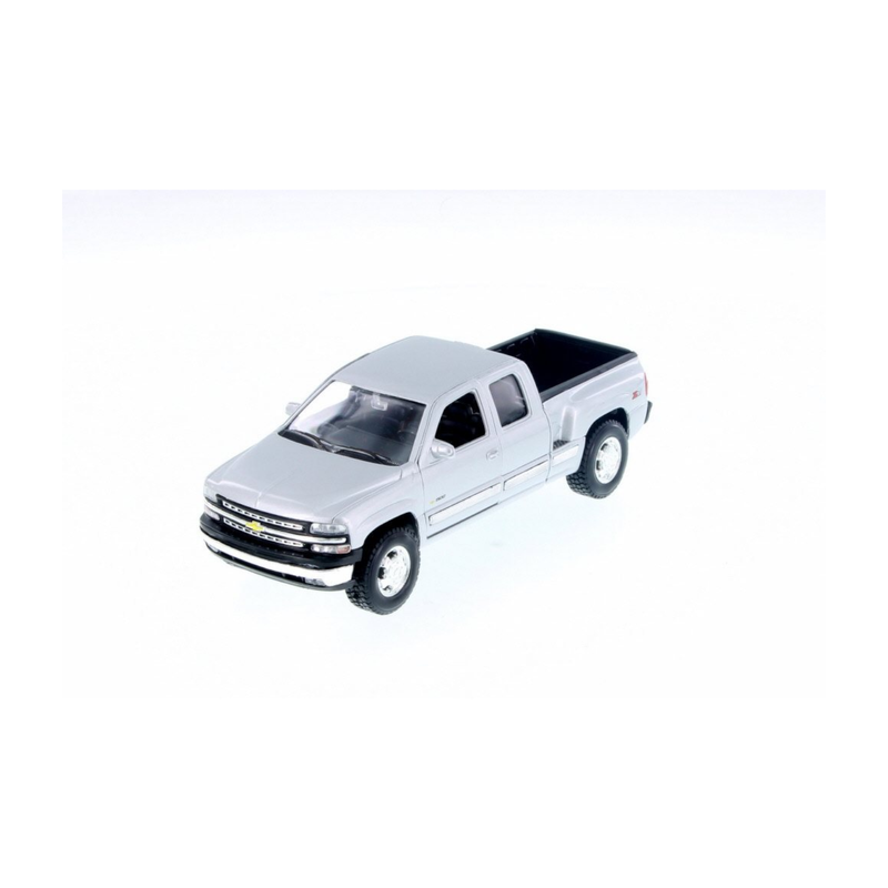 Welly - 497590 | NEX - 1999 Chevy Truck Silver
