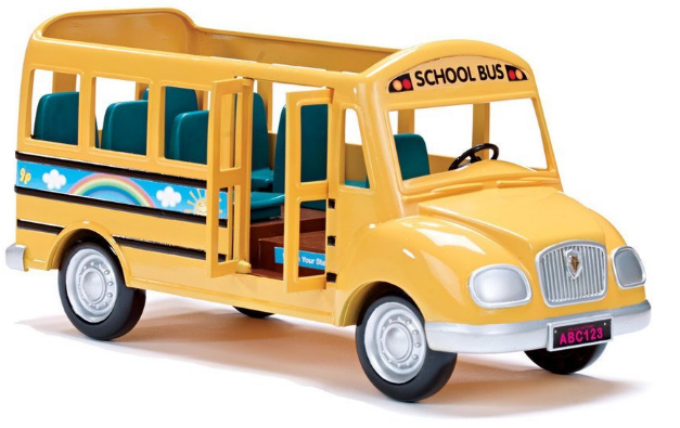 Calico Critters - CC1466 | School Bus