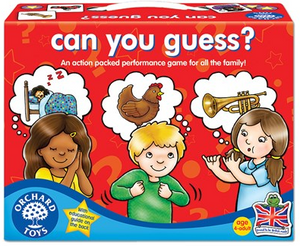 Orchard Toys - Can You Guess?