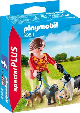 Playmobil - Special Plus: Dog Walker