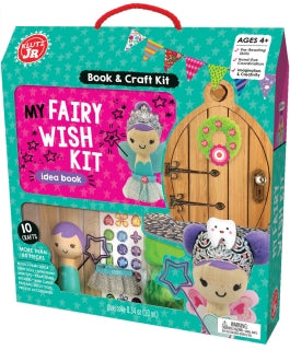 My Fairy Wish Kit Klutz Jr Scholastic - 1338159607 Castle Toys