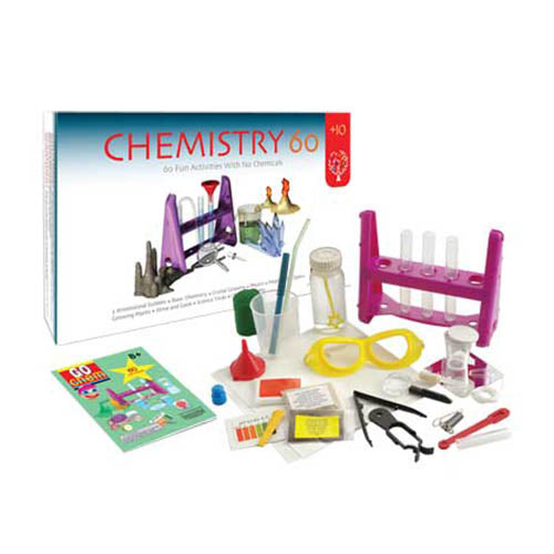 Elenco - EDU7075 | Chemisty - 60 Activities