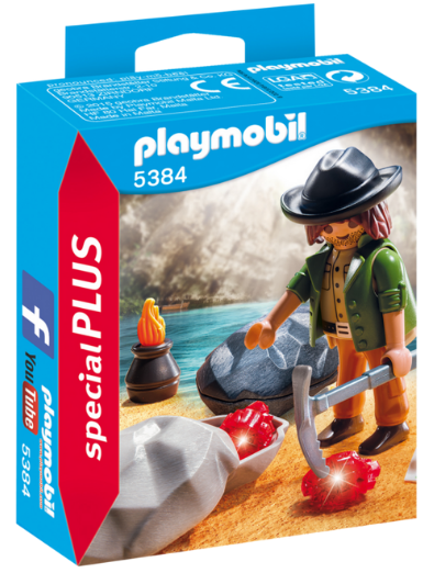 Playmobil - Special Plus: Gem Hunter