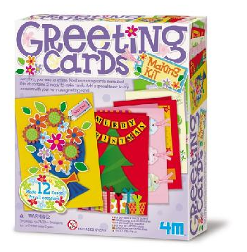 4M - P4559 | Greeting Cards Making Kit