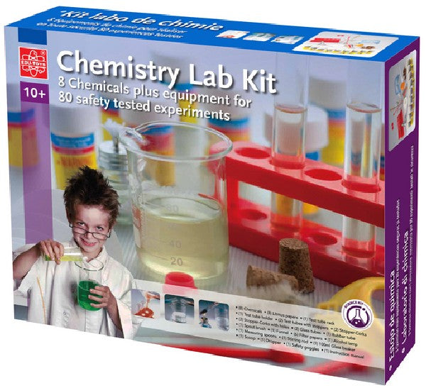 Elenco - Edu-Toys: Chemistry Lab Kit